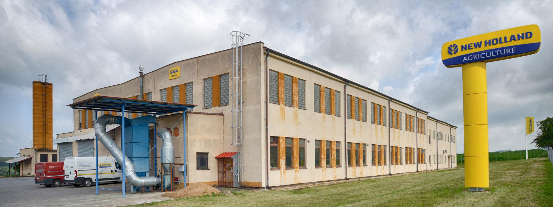Agroservis Záměl – Středisko Přestavlky