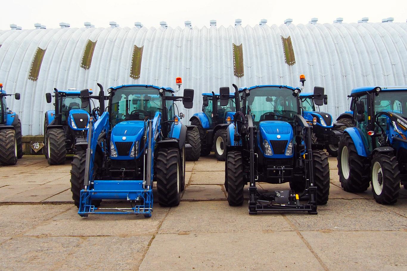 Prodej zemědělských strojů