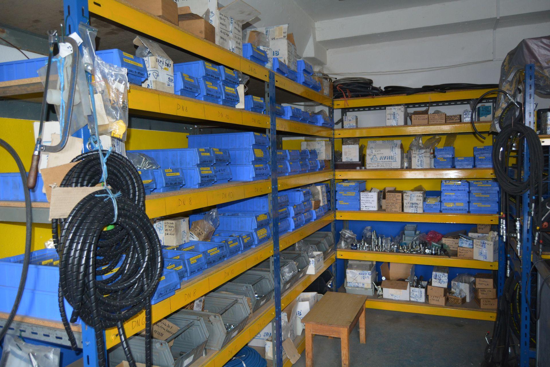Výroba hydraulických hadic